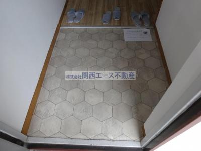 【玄関】シャトー光
