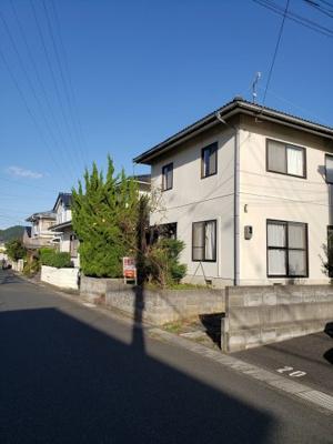 【前面道路含む現地写真】鳥取市大覚寺中古戸建て