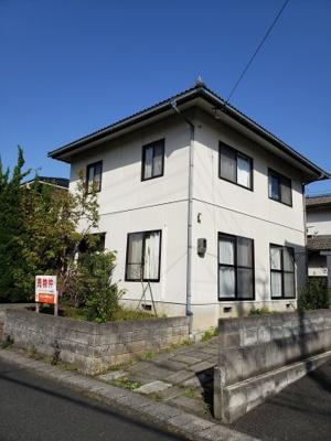 【外観】鳥取市大覚寺中古戸建て