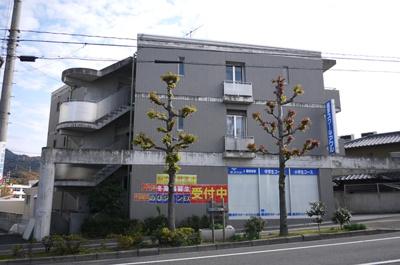 【外観】椿ガーデンⅢ