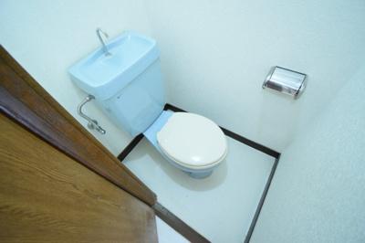 【トイレ】レオ雲雀ヶ丘