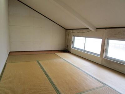 2階の和室スペースです。