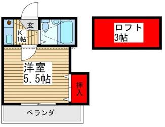 埼玉県鶴ヶ島市下新田一棟アパート