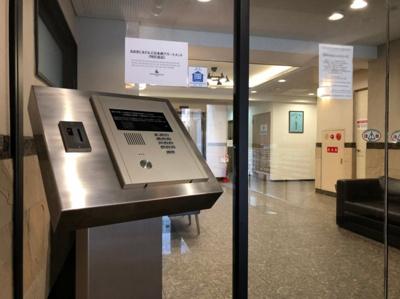 【エントランス】日本橋駅に徒歩1分のリノベ賃貸