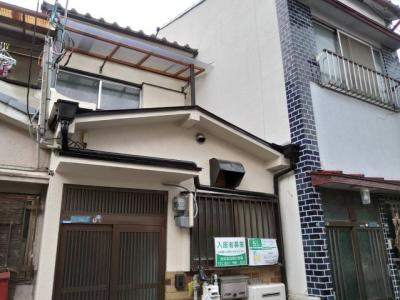 【外観】小若江1丁目テラスハウス