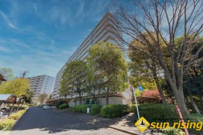 【外観】昭島つつじが丘ハイツ 16号棟 3階