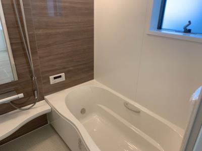 【浴室】大津市本堅田6丁目2 新築分譲