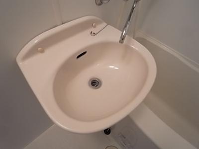 【洗面所】ドリームネオポリス西鴻池