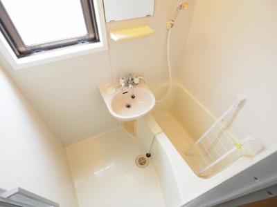 【浴室】山下マンション
