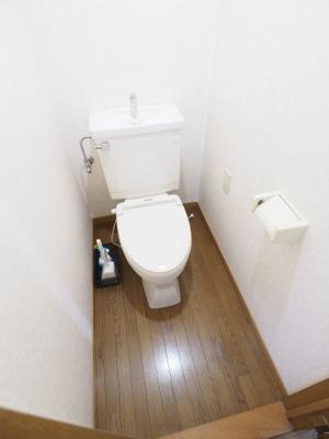 【トイレ】山下マンション