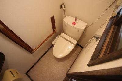 【トイレ】高羽町3丁目テラスハウス
