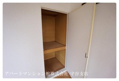 【収納】アヴニールけやき台