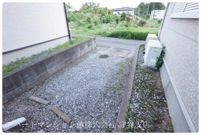 【駐車場】アヴニールけやき台