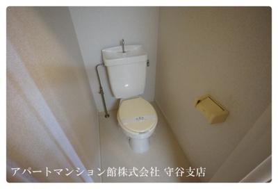 【トイレ】アヴニールけやき台