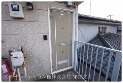 【玄関】アヴニールけやき台