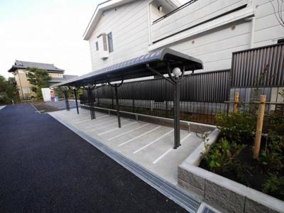 【駐車場】セジュール本覚寺