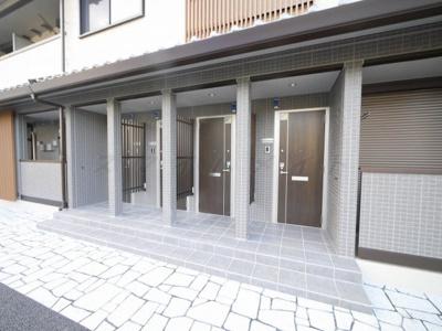 【ロビー】セジュール本覚寺
