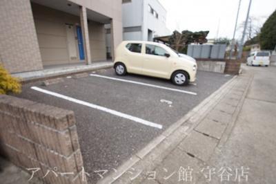 【駐車場】ルシアン・ヒル