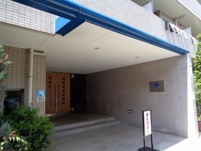 【エントランス】ヴァンテアンライフ高円寺壱番館