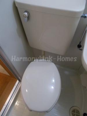 ライフピアフォルテのシンプルで使いやすいトイレです★