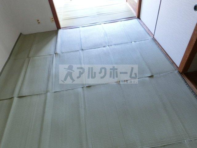 阪南ジャンボハイツ(柏原市石川町 道明寺駅) 寝室