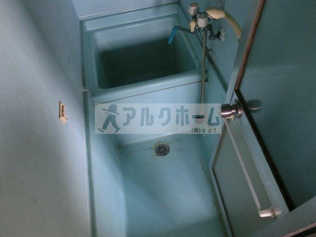 阪南ジャンボハイツ(柏原市石川町 道明寺駅) 浴室