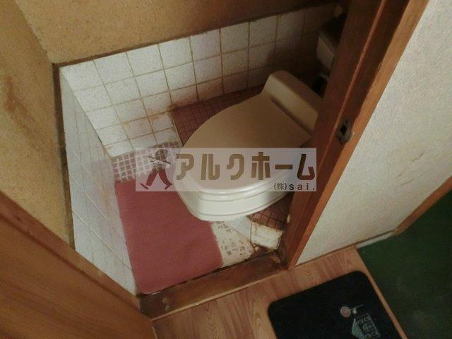 阪南ジャンボハイツ(柏原市石川町 道明寺駅) バストイレ別