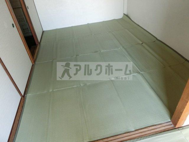 阪南ジャンボハイツ(柏原市石川町 道明寺駅) 和室
