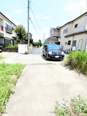 【駐車場】湯淺アパート