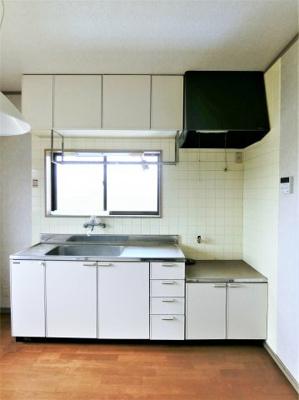 【キッチン】湯淺アパート