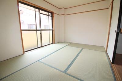 【寝室】リバーサイドマンション・レオ