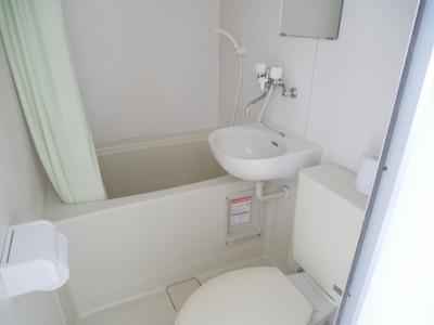 【浴室】メゾンサンホアン
