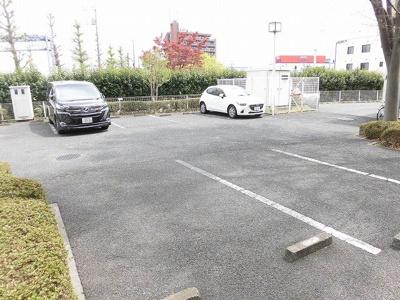 【駐車場】フローラルコートμ