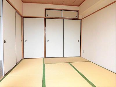 【寝室】フローラルコートμ