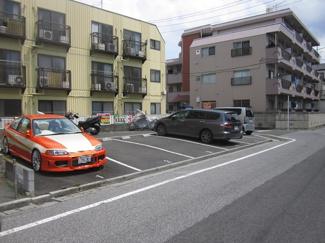【外観】ルファミー駐車場