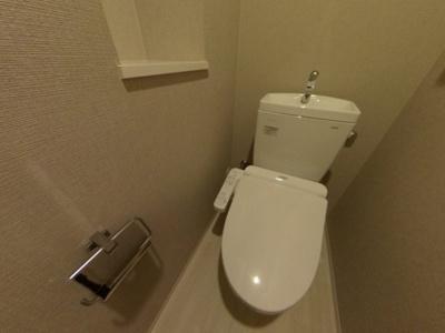 【トイレ】本町・心斎に徒歩圏内の分譲賃貸レジデンス