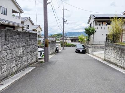 【前面道路含む現地写真】京都市伏見区醍醐一言寺裏町