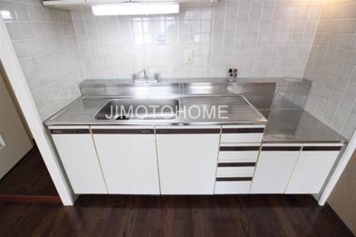 【キッチン】UM-HOUSE