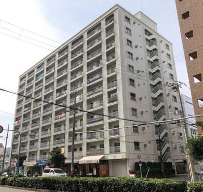 【外観】シャンボール第2新大阪