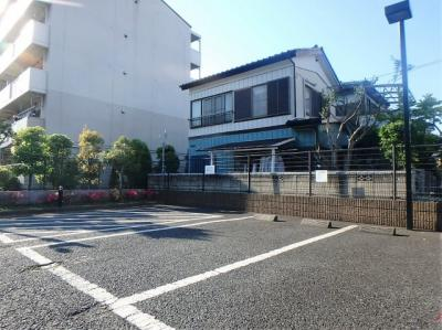 【駐車場】コスモステージ戸田公園