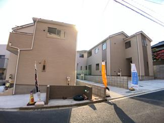 第一種低層住居専用地域の閑静な住宅街で生活環境良好です。