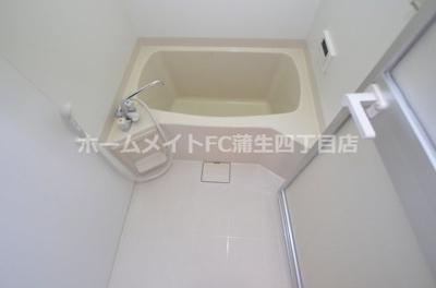 【浴室】ヴィラ・レスト