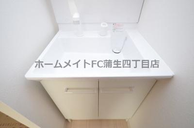 【独立洗面台】ヴィラ・レスト