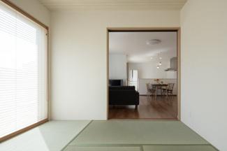 【和室】ナスパの杜モデルハウス