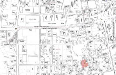 【地図】和田町分譲地⑥号地