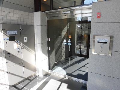 【エントランス】レックスアベニュー四条大宮