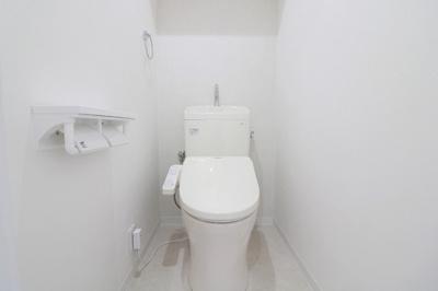 【トイレ】ライオンズマンション八尾