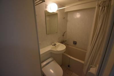 【浴室】大切なペットと暮らせる広々1R 第3エントピアコート麻布
