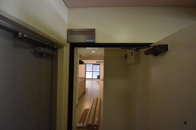 お部屋は3階 角部屋です。