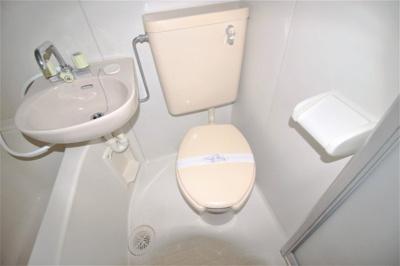 【トイレ】ドーミトリィ上田